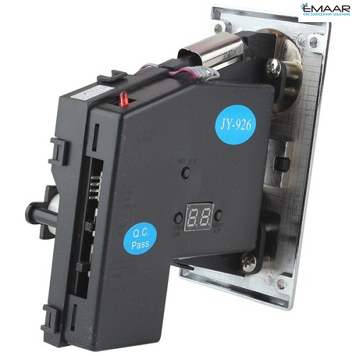JY926A (CH926) Intelligent Multi Coin Acceptor for 6 kinds of coins/tokens