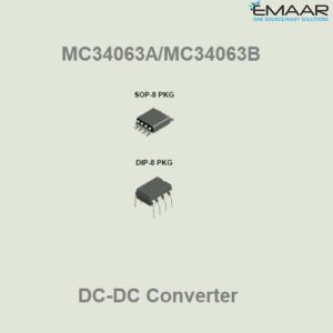 MC34063A And MC34063B