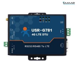 USR-G781 Industrial 4G LTE Modem Router, Serial to Cellular Modem