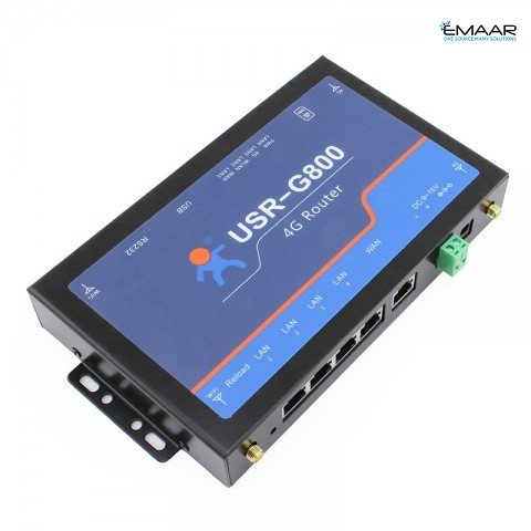 USR-G800 Industrial 4G Router