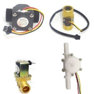 Water/Milk Flow Sensor